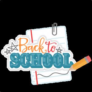 Back to School Title SVG scrapbook cut file cute clipart files for silhouette cricut pazzles free svgs free svg cuts cute cut files