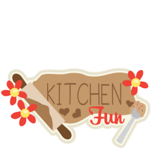 Kitchen Fun Title SVG scrapbook cut file cute clipart files for silhouette cricut pazzles free svgs free svg cuts cute cut files