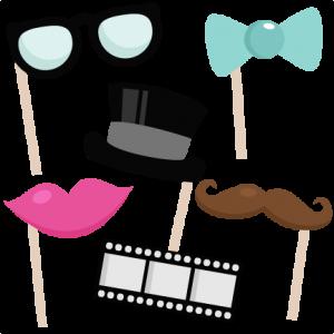 Photo Props Set SVG scrapbook cut file cute clipart files for silhouette cricut pazzles free svgs free svg cuts cute cut files