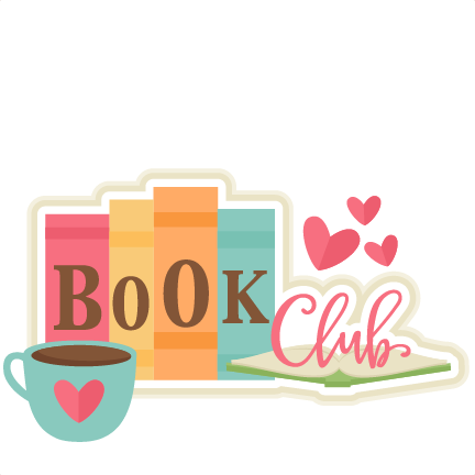 Image result for book club clipart