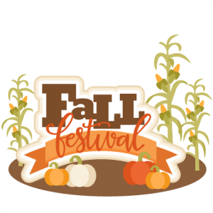 Fall Festival Title SVG scrapbook cut file cute clipart files for silhouette cricut pazzles free svgs free svg cuts cute cut files
