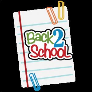 Back 2 School Title - back2schooltitle50cents0815 - 50¢ Store