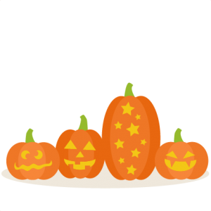 Jack-O-Lanterns SVG scrapbook cut file cute clipart files for silhouette cricut pazzles free svgs free svg cuts cute cut files