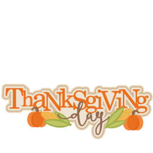 Thanksgiving Day Title SVG scrapbook cut file cute clipart files for silhouette cricut pazzles free svgs free svg cuts cute cut files