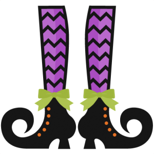 Witch Shoes SVG scrapbook cut file cute clipart files for silhouette cricut pazzles free svgs free svg cuts cute cut files