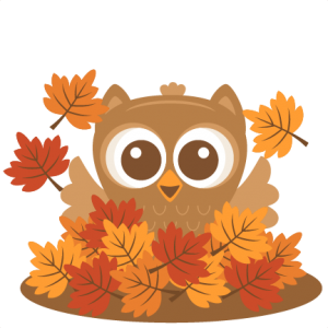 Owl in Leaves SVG scrapbook cut file cute clipart files for silhouette cricut pazzles free svgs free svg cuts cute cut files