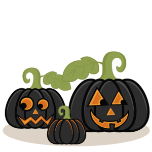 Jack-O-Lanterns SVG scrapbook cut file cute clipart files for silhouette cricut pazzles free svgs free svg cuts cute cut files