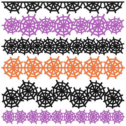 Download Spidereweb Borders SVG scrapbook cut file cute clipart ...
