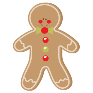 Gingerbread Man SVG scrapbook cut file cute clipart files for silhouette cricut pazzles free svgs free svg cuts cute cut files