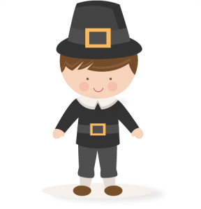 Thanksgiving Boy Pilgrim SVG scrapbook cut file cute clipart files for silhouette cricut pazzles free svgs free svg cuts cute cut files