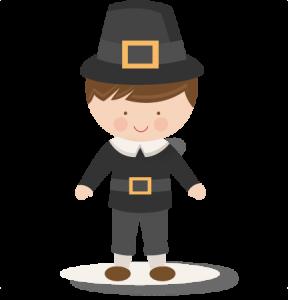 Thanksgiving Boy Pilgrim SVG scrapbook cut file cute clipart files for silhouette cricut pazzles free svgs free svg cuts cute cut files