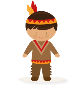 Thanksgiving Boy Native American SVG scrapbook cut file cute clipart files for silhouette cricut pazzles free svgs free svg cuts cute cut files