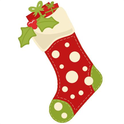 christmas stocking svg scrapbook cut file cute clipart files for rh misskatecuttables com free clipart christmas stocking Merry Christmas Clip Art Free