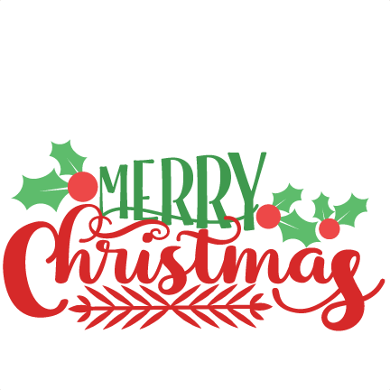 merry christmas clip art free images