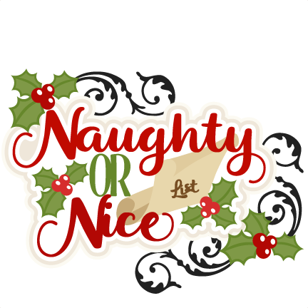 Image result for naughty or nice images