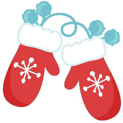 snowflake mittens svg scrapbook cut file cute clipart red winter hat clip art Winter Hat Clip Art Black and White