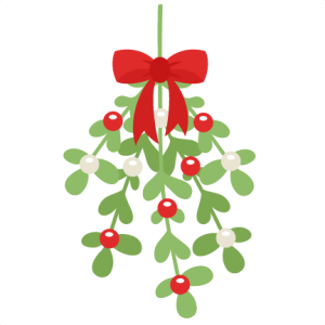Mistletoe - mistletoe50cents121615 - Christmas
