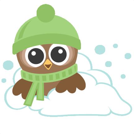 Image result for winter owl  clip art