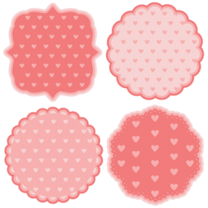 Polka Dot Heart Backgrounds SVG scrapbook cut file cute clipart files for silhouette cricut pazzles free svgs free svg cuts cute cut files