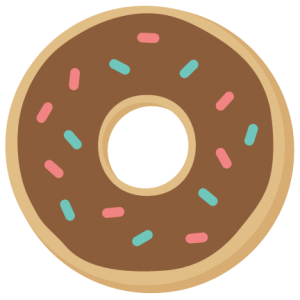 Donut SVG cutting files for cricut silhouette pazzles free svg cuts free svgs cut cute files for scrapbooking
