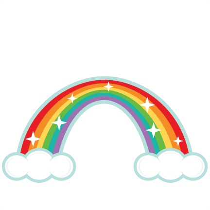 rainbow svg scrapbook cut file cute clipart files for silhouette rh misskatecuttables com sparkler clip art free sparkle clip art transparent