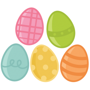 Easter Egg Set SVG scrapbook cut file cute clipart files for silhouette cricut pazzles free svgs free svg cuts cute cut files