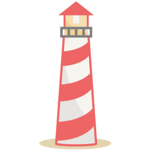 Miss Kate Lighthouse SVG Cut File