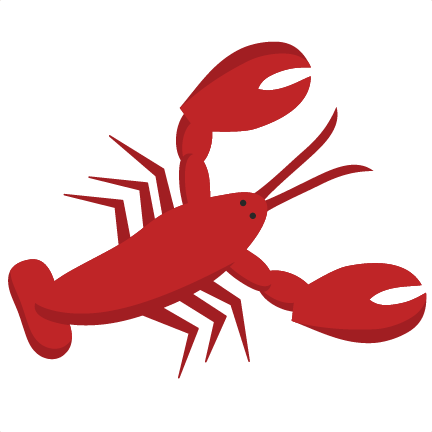 Lobster SVG scrapbook ...