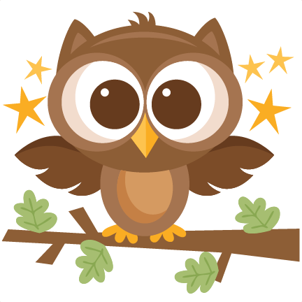Woodland Owl SVG scrapbook cut file cute clipart files for ...