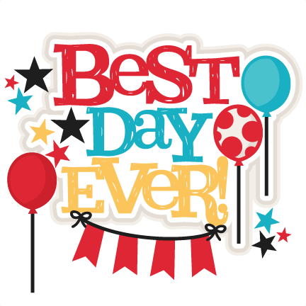 best day ever title svg scrapbook cut file cute clipart files for silhouette cricut pazzles free. Black Bedroom Furniture Sets. Home Design Ideas