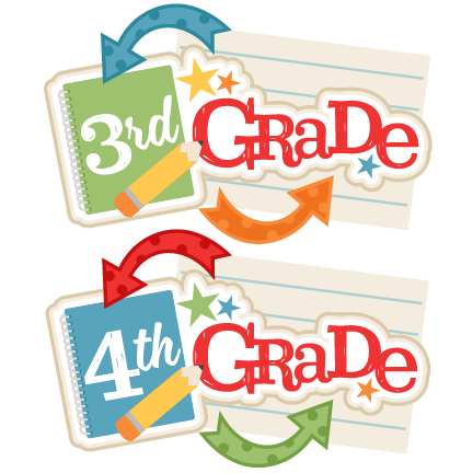 Image result for 3rd & 4th grade
