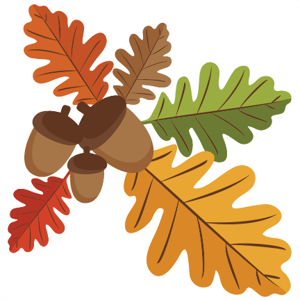 Oak Leaves SVG scrapbook cut file cute clipart files for silhouette cricut  pazzles free svgs free svg cuts cute cut files