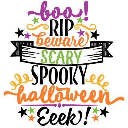 halloween word art - Halloween Quotes And Phrases