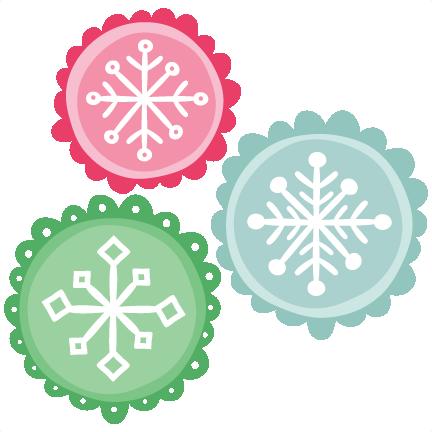 Snowflake Set SVG scrapbook cut file cute clipart files ...