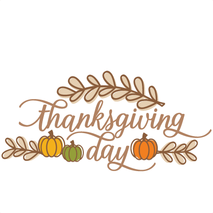 thanksgiving day svg scrapbook cut file cute clipart files for
