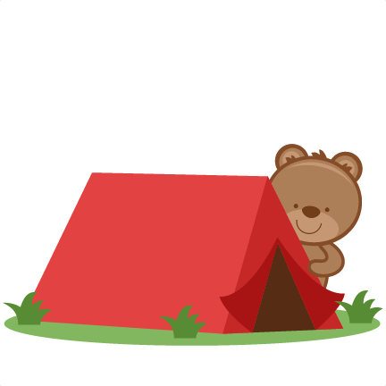 bear with tent svg scrapbook cut file cute clipart files for silhouette cricut pazzles free svgs free svg cuts cute cut filess