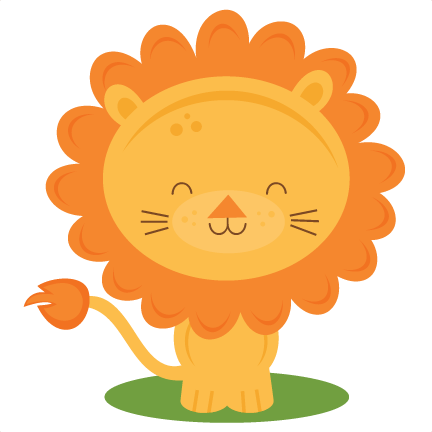 Lion SVG scrapbook cut file cute clipart files for ...