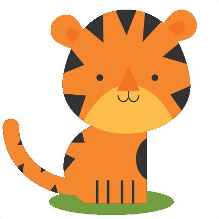 Tiger Svg Scrapbook Cut File Cute Clipart Files For Silhouette