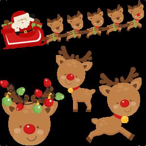 DOTD Cute Reindeer 12/19/2018 - DOTD121818CuteReindeer - Sets