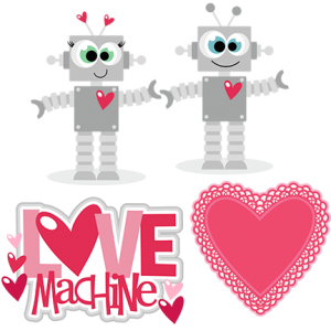 DOTD Love Robots 01/23/2019 - DOTD190123LoveRobots - Sets