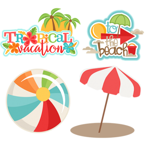 DOTD Tropical Vacation 02/21/2019 - DOTD190222TropicalVacation - Beach/Ocean