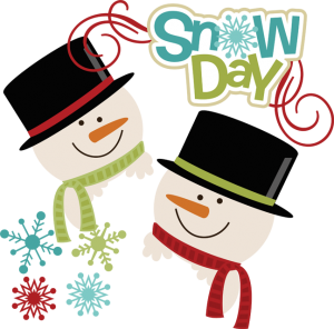 Snow Day SVG
