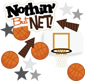 Nothin' But Net SVG