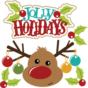 Jolly Holiday SVG