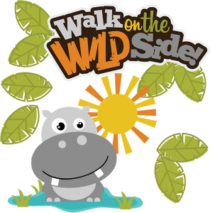 Walk On The Wild Side SVG