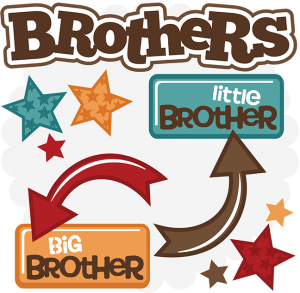 Brothers SVG