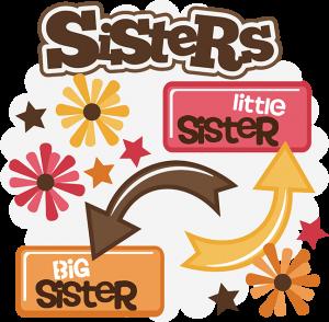 Sisters SVG