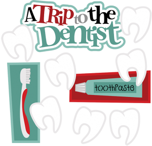 A Trip To The Dentist SVG