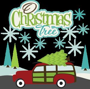 O Christmas Tree SVG