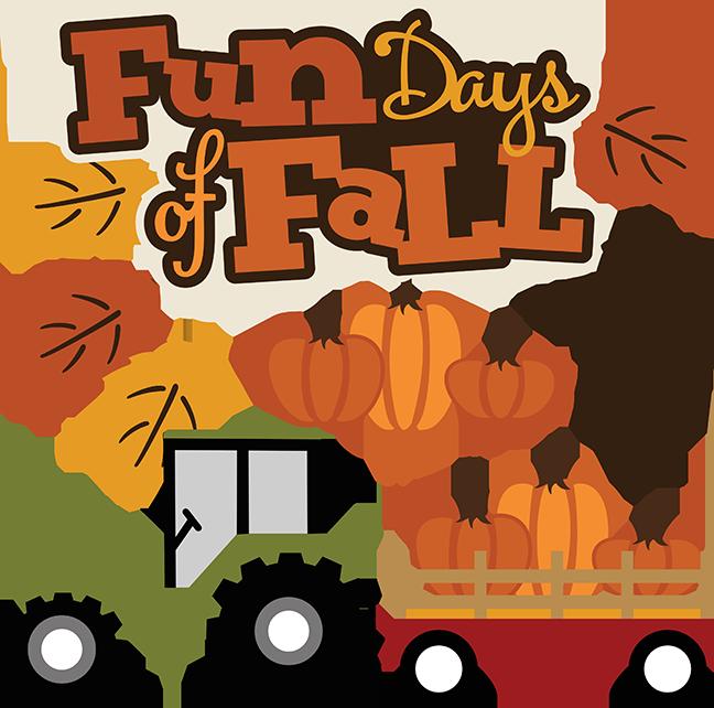 Fun Days Of Fall SVG